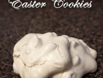 Easter Cookies Recipe – Nana's Forgotten Easter Cookies