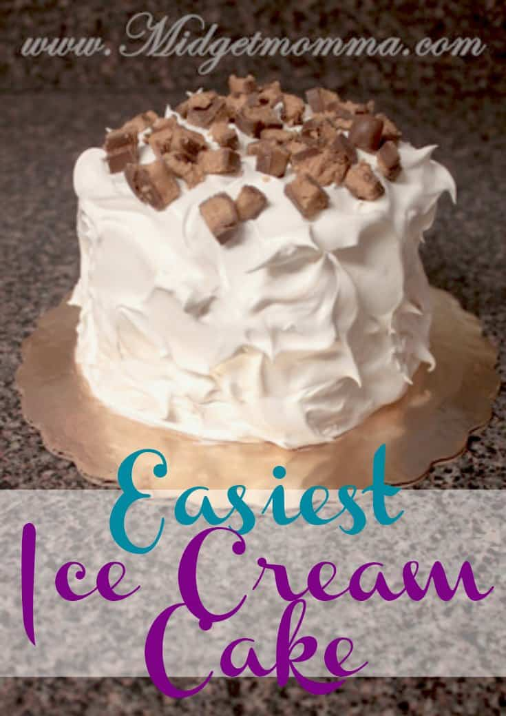 Ice cream Cake Recipe