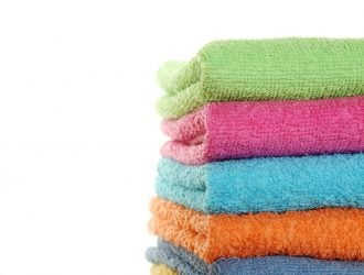 How To Remove Smells From Towels! No More stinky towels with this trick!