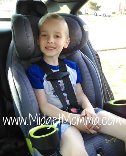 Snugli™  Harnessed Booster Seat Review