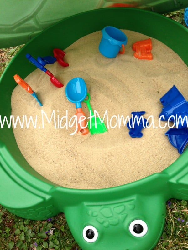 Little Tikes New Turtle Sandbox (Review)
