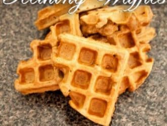 Its time to skip on those expensive and filled with junk teething bisque's. With these Baby Teething Waffles Recipe you baby will be happy and healthy.