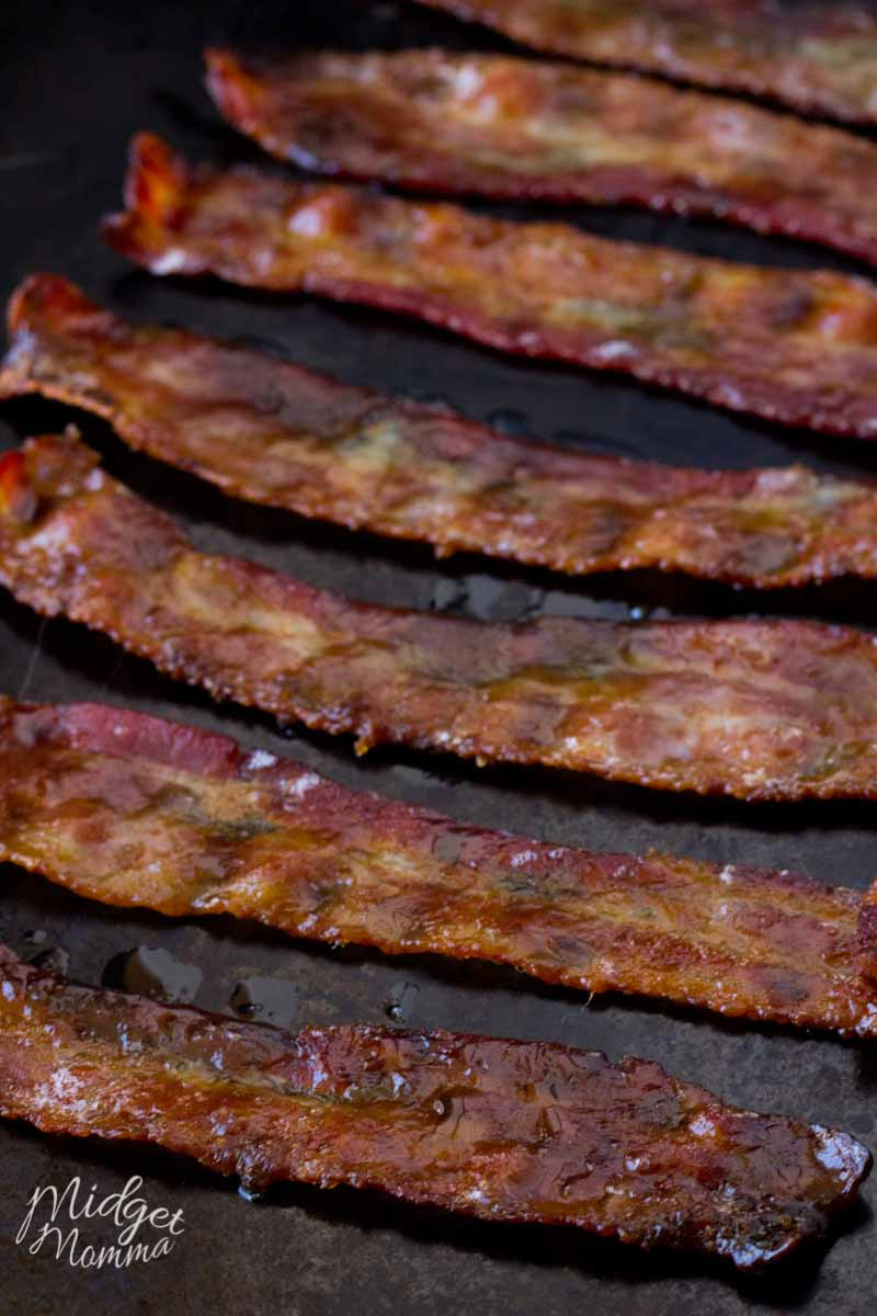 baked bacon recipe