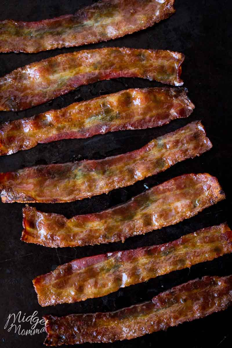 Brown Sugar Bacon Recipe 3