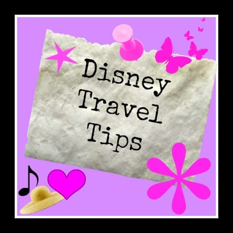 Disney Travel Tips
