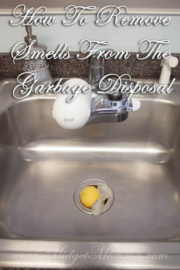 How To Remove Smells From The Garbage Disposal