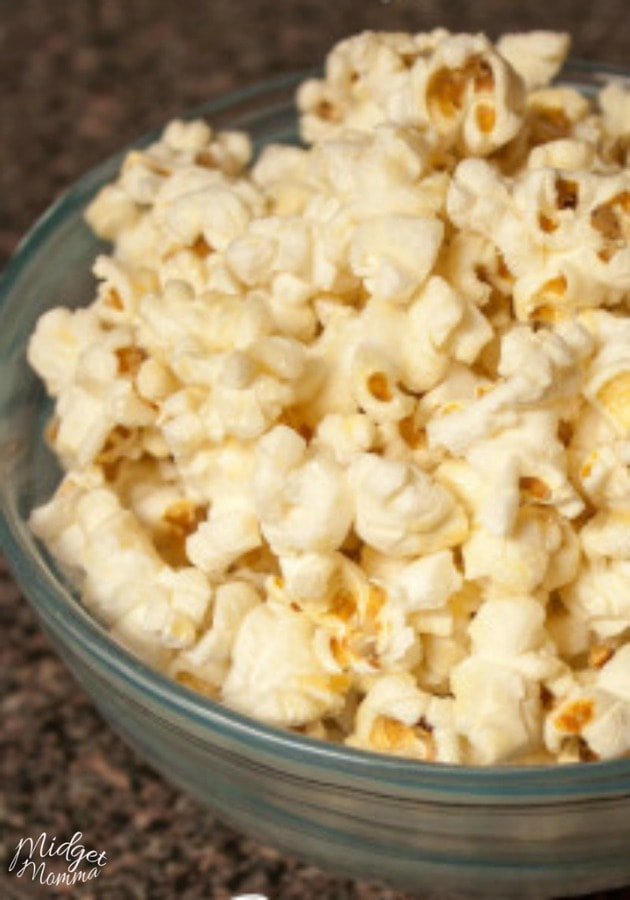 How To Pop Kettle Popcorn