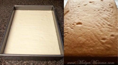 Boxed Cake Tatse Like