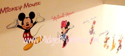Our Disney Playroom Reveal! #DisneyPaintMom