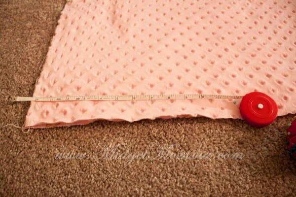lovey blanket