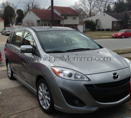 Mazda 5 Review