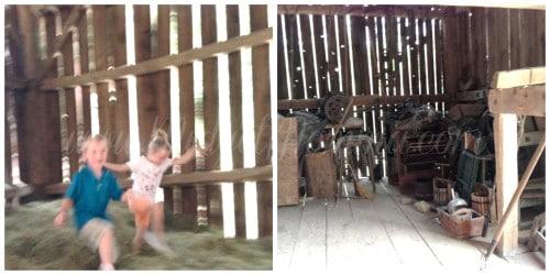 Barn at Quiet Valley Farm
