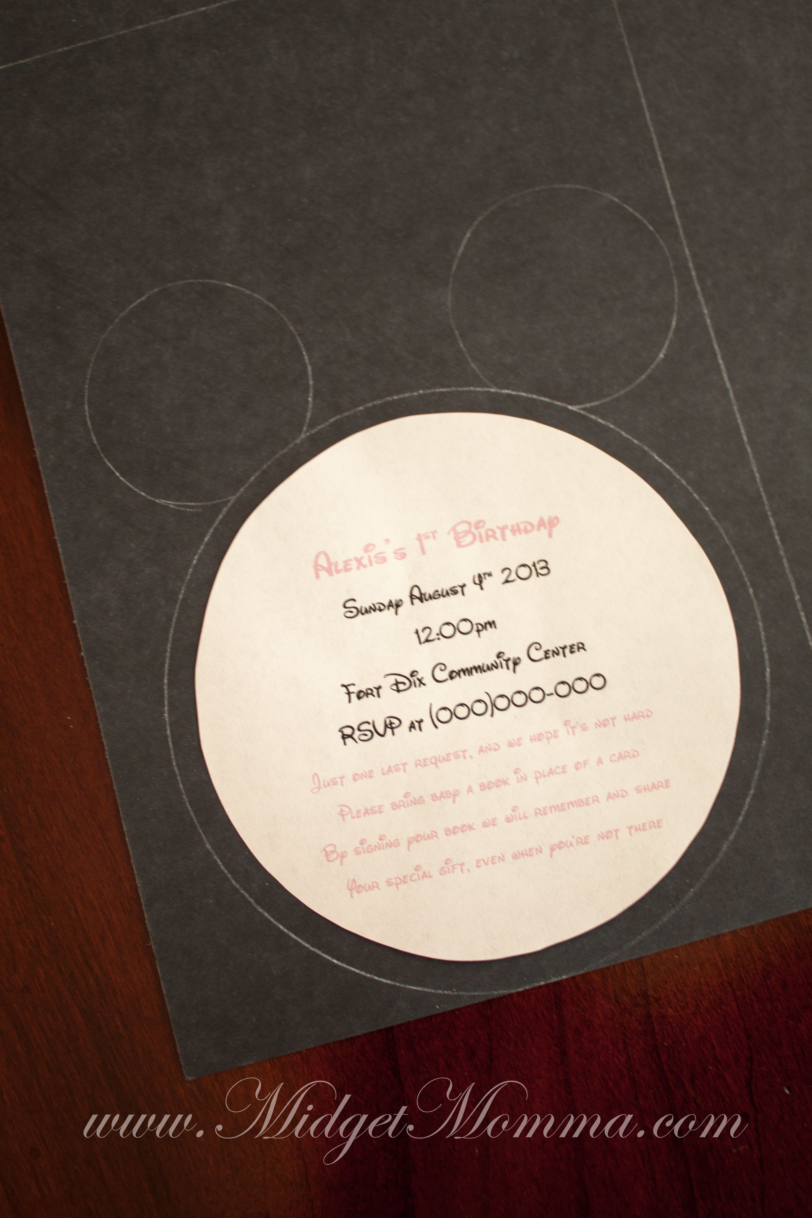 Do it yourself minnie mouse invitations img0258edited 1 solutioingenieria Images