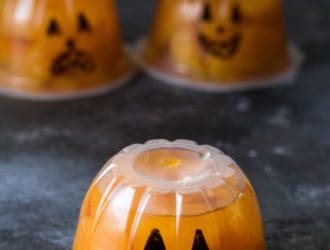 Easy Healthy Halloween Treat
