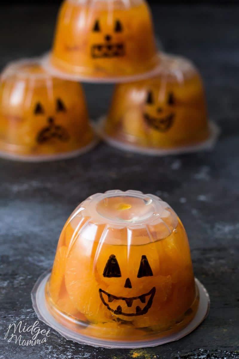 Easy Healthy Halloween Treat