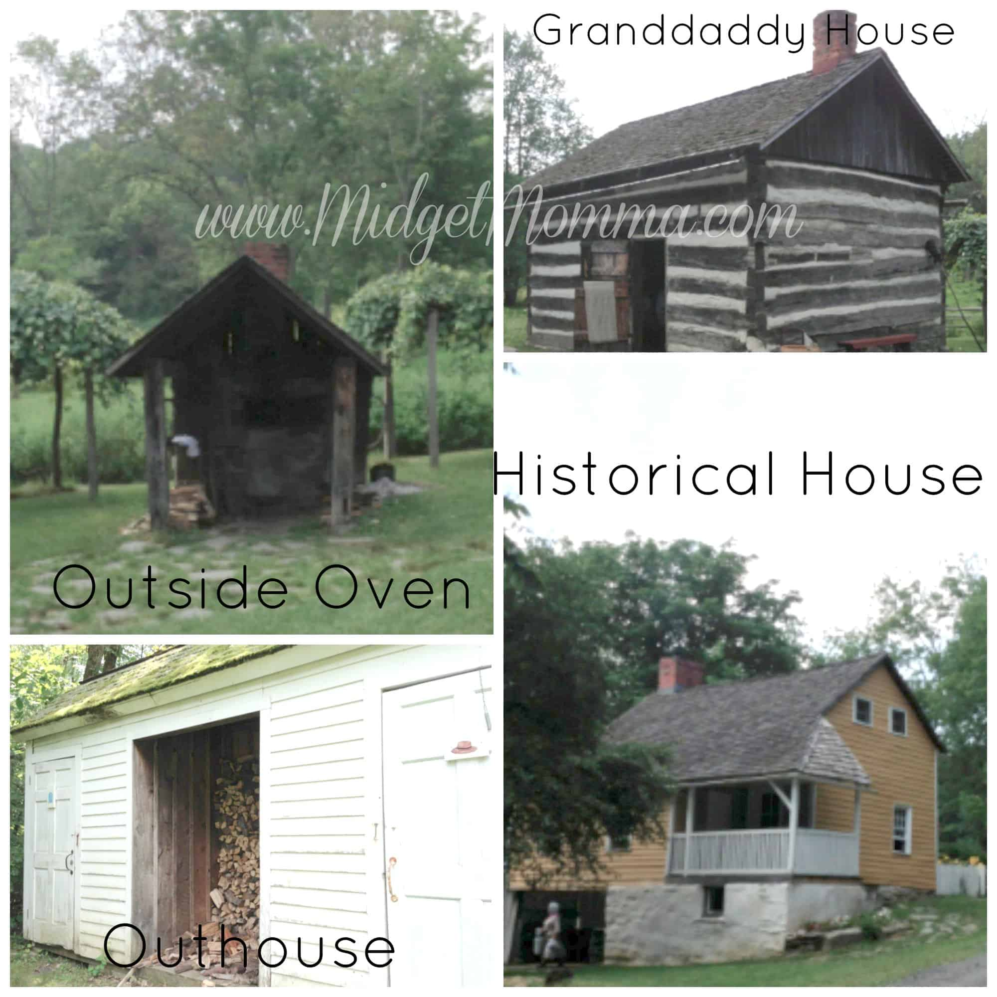 A trip back in time at Quiet Valley Living Historical Farm
