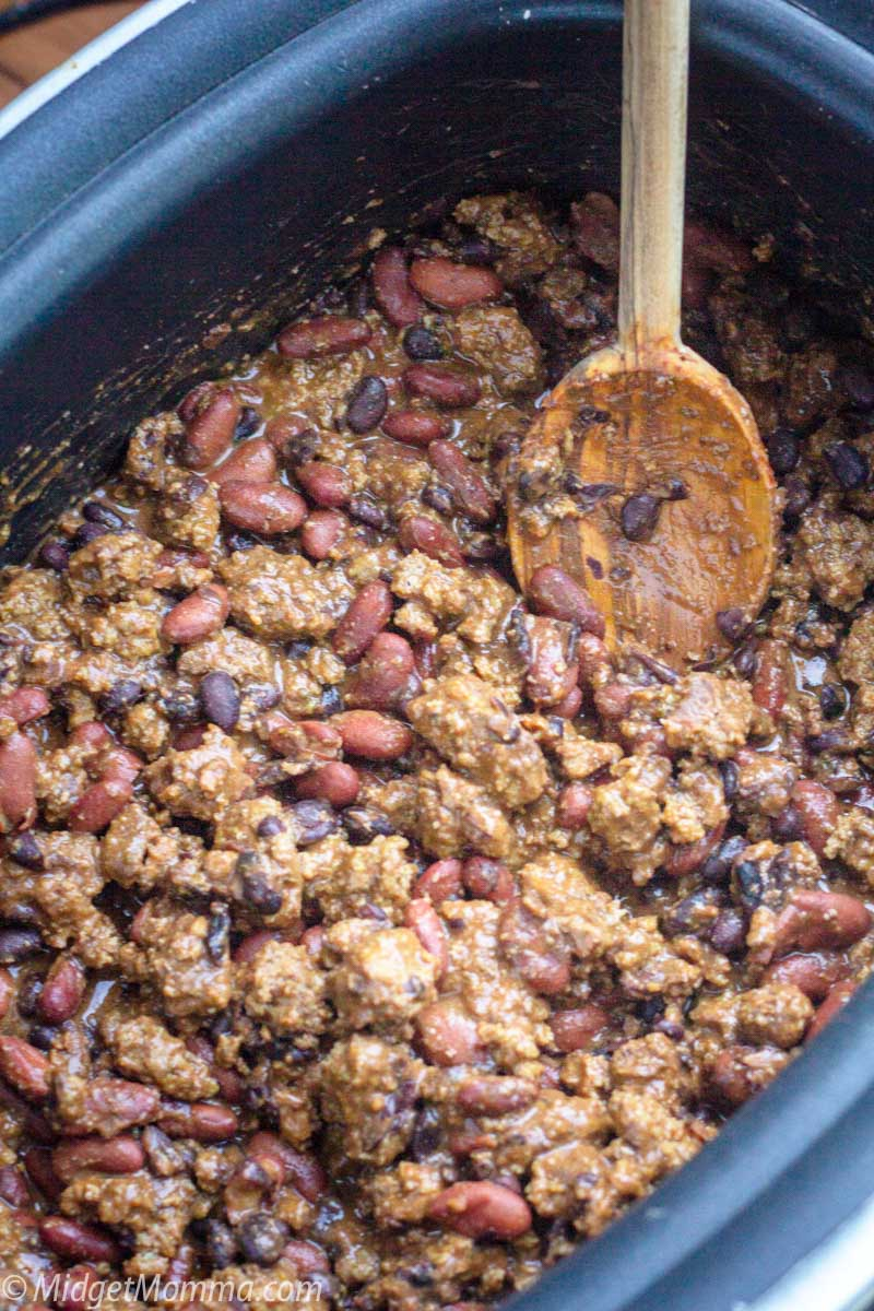 crockpot taco meat recipe