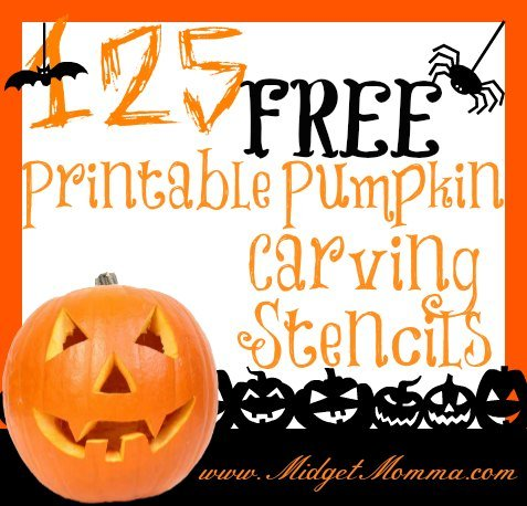 photo about Printable Pumpkin Template named Cost-free Pumpkin Stencil Printables