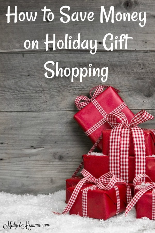 How to Save Money on Holiday Gift Shopping