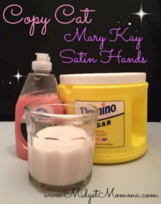 Copy Cat Mary Kay Satin Hands