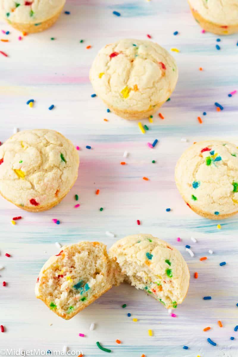 Pancake Cupcakes Recipe