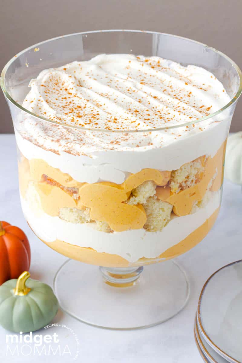 Pumpkin Trifle Recipe