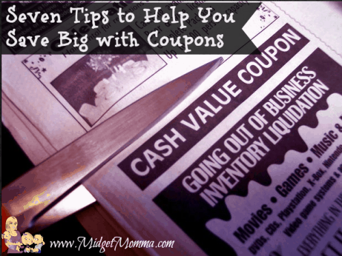 7 Tips to Help You Save Big with Coupons