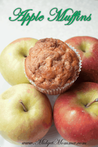 Whole Wheat Apple Muffins Recipe are the perfect treat your kids will surely gobble up. They have this great bite to them every time you bite an apple.