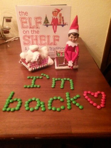 Simple Elf On The Shelf Ideas For Elf On The Shelf