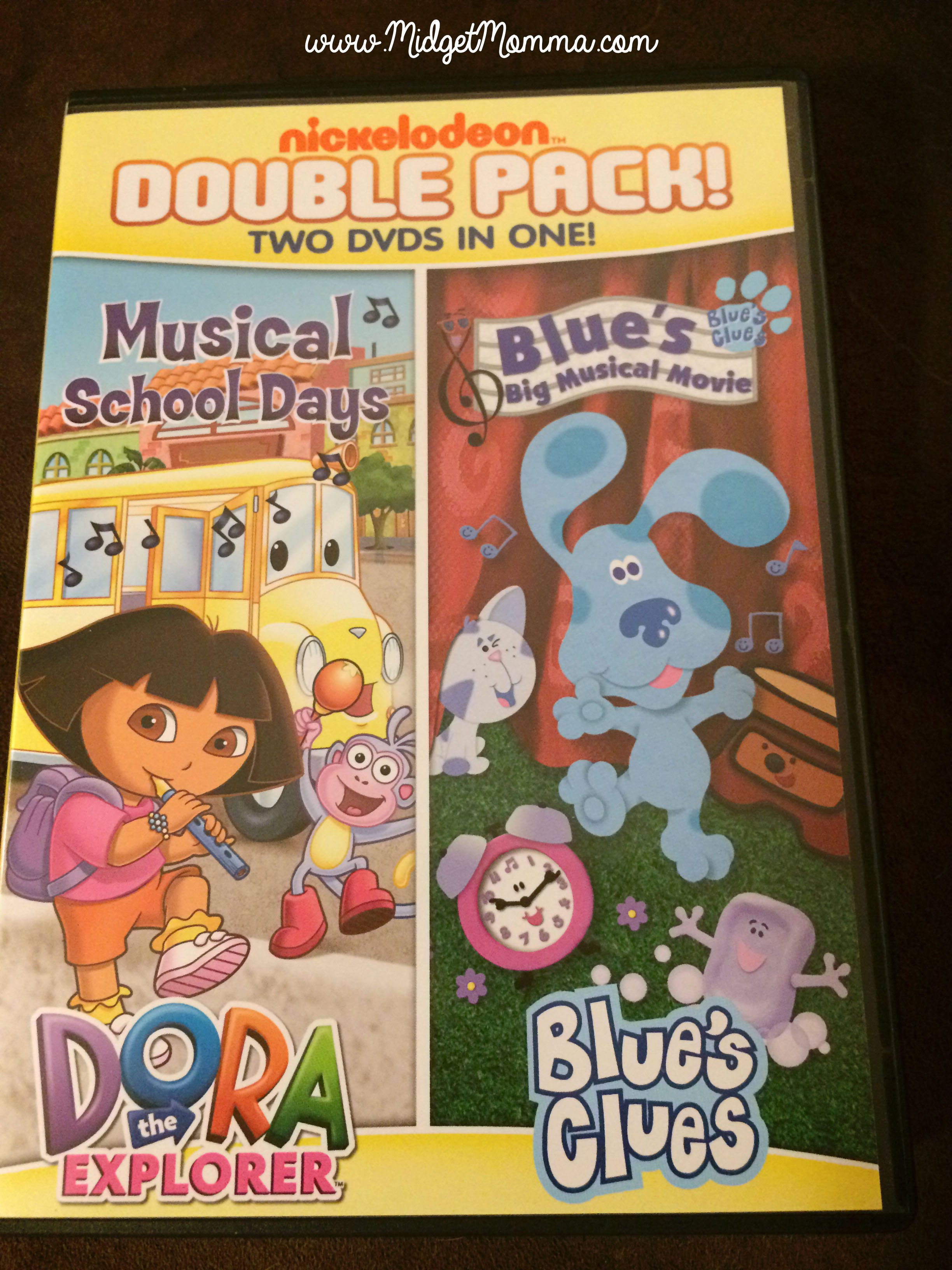 holiday gift guide nickelodeon u0027s musical double packdora musical