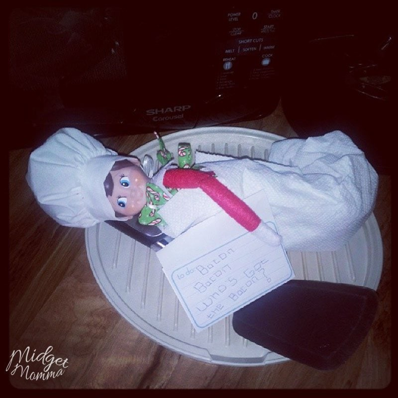 Quick Elf on the Shelf Ideas-1