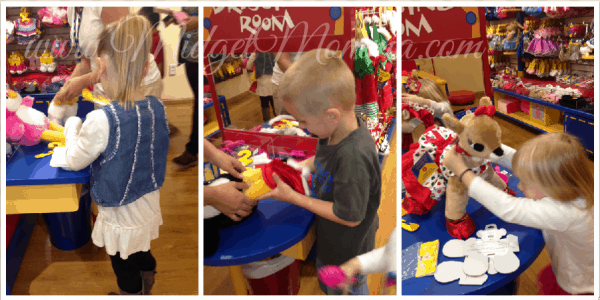 Build-A-Bear Pay Your Own Age Day