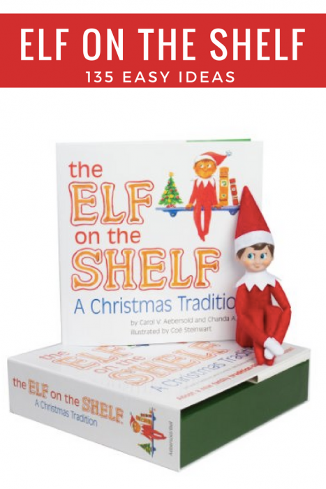 easiest elf on the shelf ideas