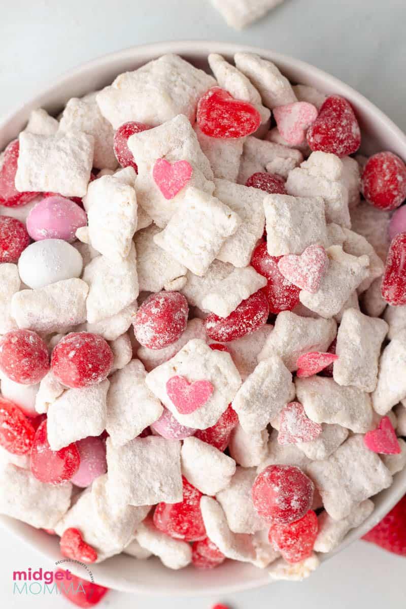 Strawberry Puppy Chow
