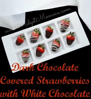 A great way to make a special treat for your sweetie is a homemade one. These strawberries may look like they are hard to make but they are simple.