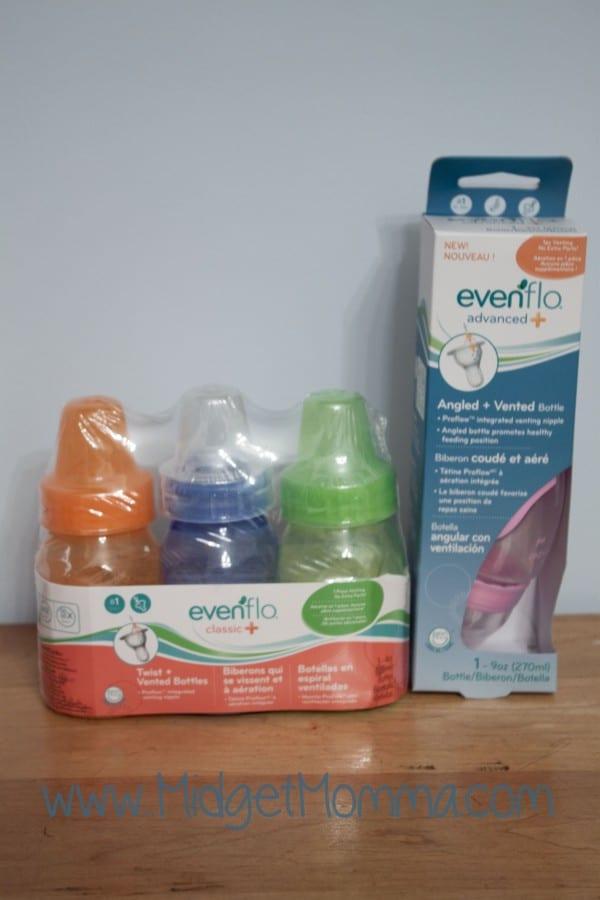 Evenflo Baby Bottles Review: Evenflo Classics and Evenflo Advanced