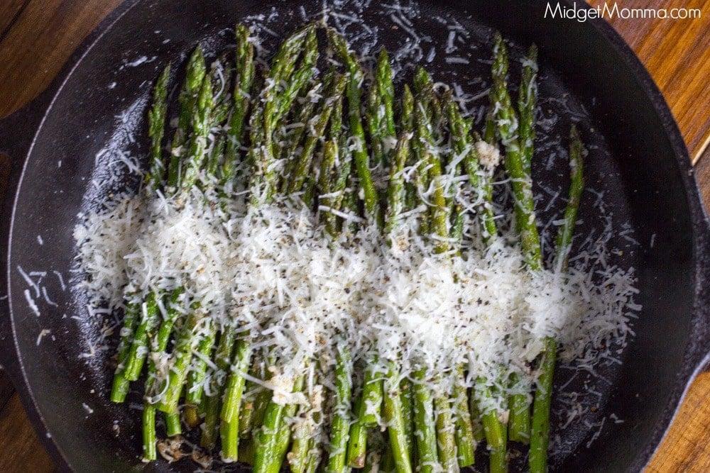 asparagus easter recipe