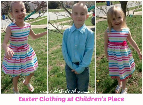 Easter Clothing at The Children's Place