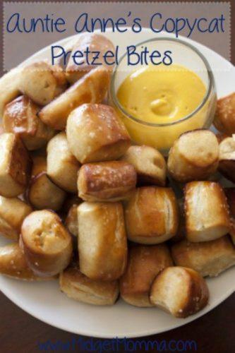 homemade-pretzels