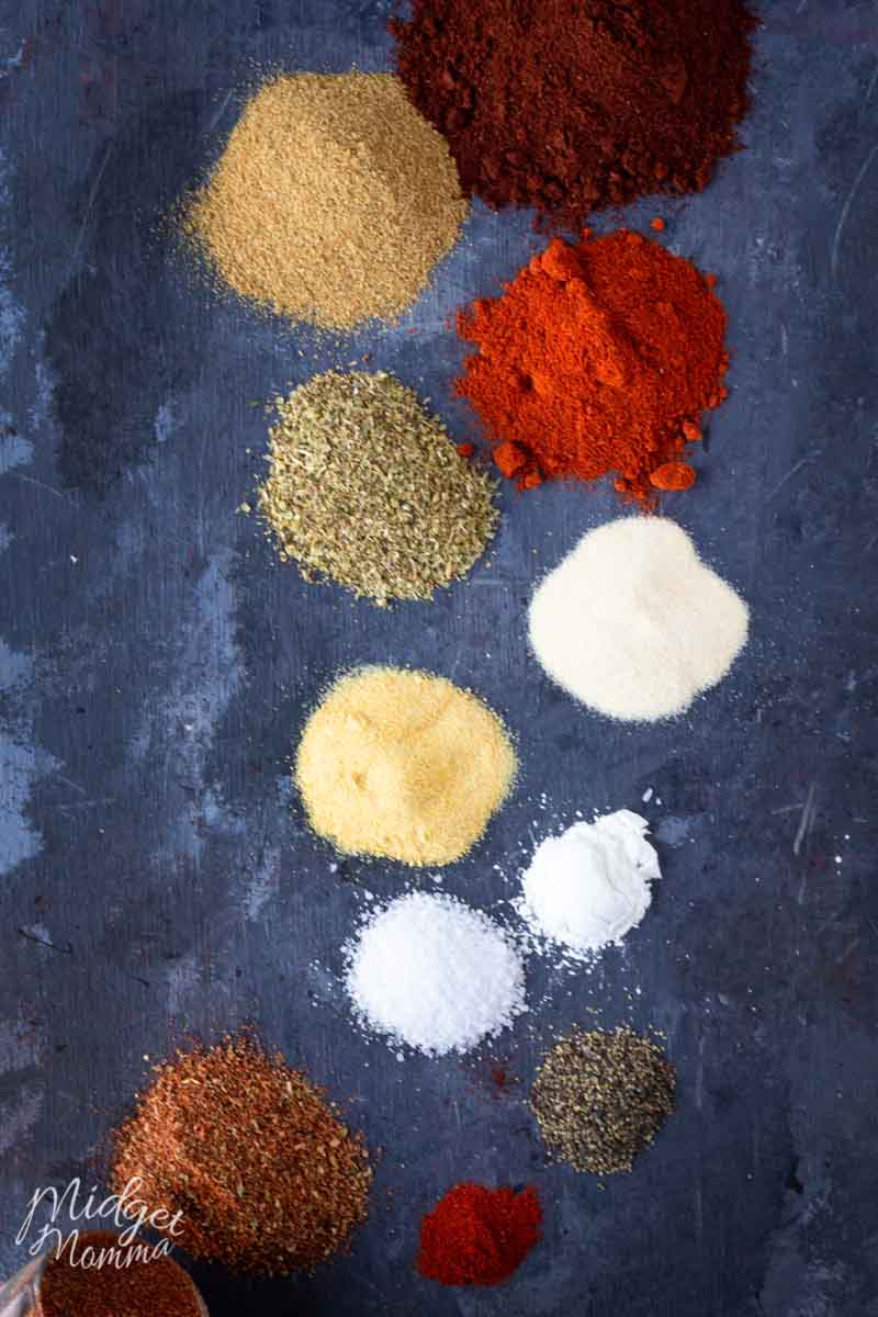 chicken taco seasoning