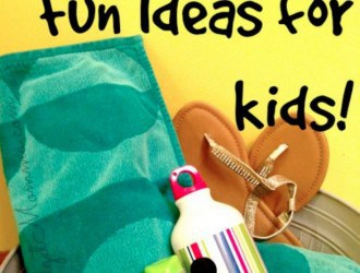 100+ Summer Activity Ideas for Kids
