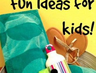 100+ Summer Activity Ideas for Kids