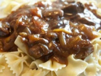 Crock Pot Hungarian Goulash