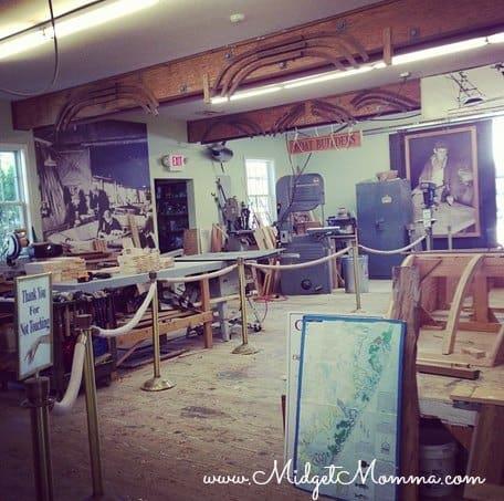 tuckerton boat workshop