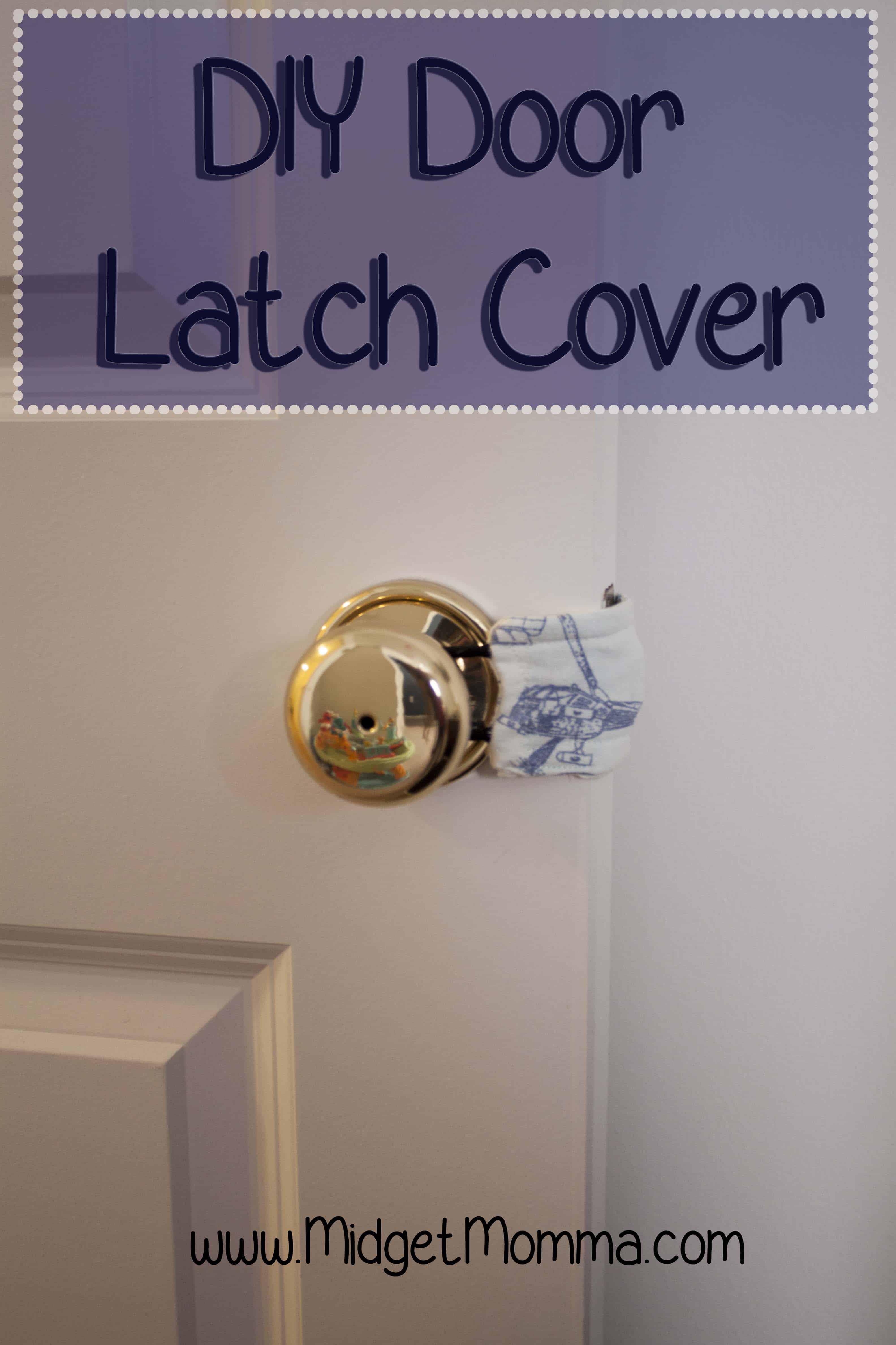 DIY Door Latch Cover Supplies & IMG_0393.jpg