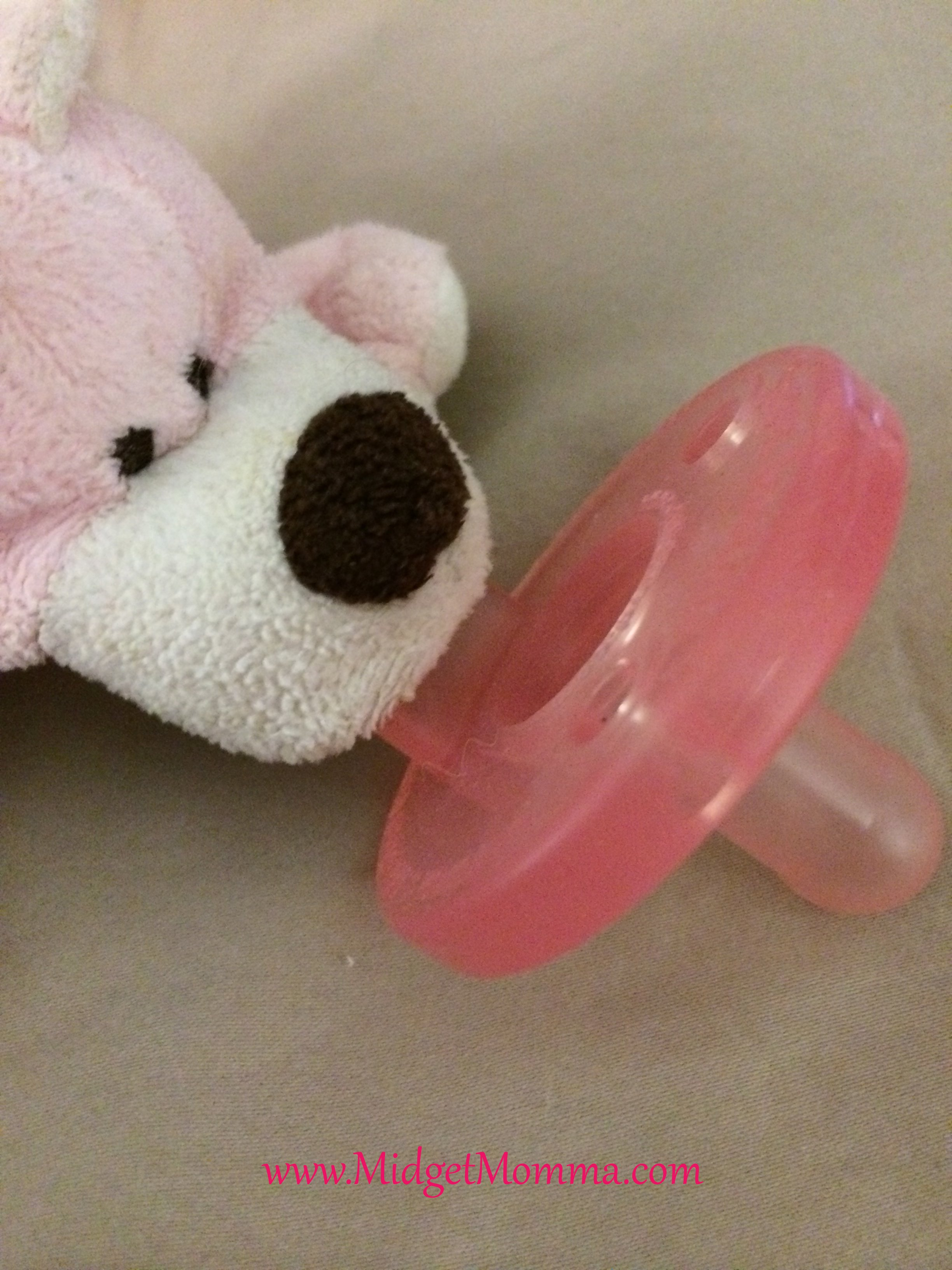 How To Change The Pacifier On A Wubbanub Step By Step Directions