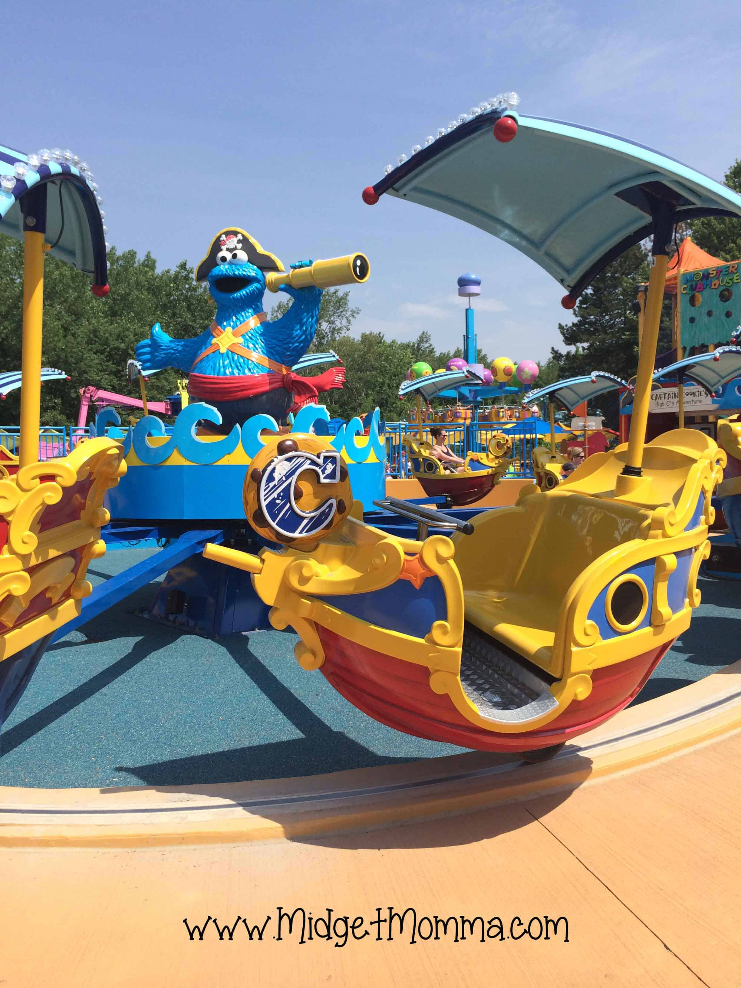 Sesame Place Travel Guide