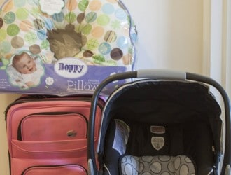 What To Pack In You Hospital Bag when having a baby