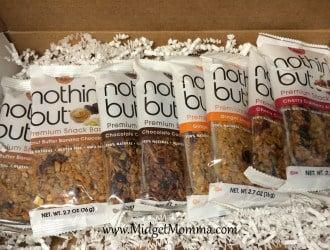 Nothin But Food Granola Bars