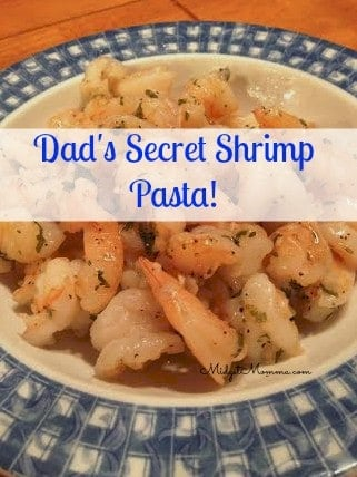 Shrimp Pasta recipe, this super easy recipe is perfect for shrimp lovers. Done in less then 30 minutes and amazing taste!